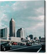 Atlanta Georgia Canvas Print