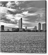 Atlantic City Canvas Print