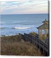 Atlantic Ocean Nc Canvas Print