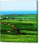 Atlantic View Doolin Ireland Canvas Print