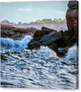 Atlantic Waves 2 Canvas Print