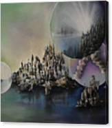 Atlantis Resurrected Canvas Print
