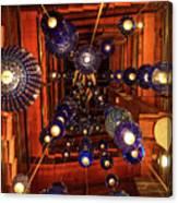 Attrim Lights Canvas Print