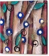 Atzin Tree Canvas Print