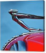 Auburn 6889 Canvas Print