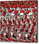 Auburn College Band Canvas Print