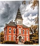 Auburn University - Hargis Hall Canvas Print