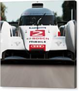Audi R18 E-tron, Le Mans - 04 Canvas Print