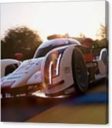 Audi R18 E-tron, Le Mans - 21 Canvas Print