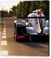 Audi R18 E-tron, Le Mans - 25 Canvas Print