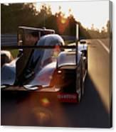 Audi R18 E-tron, Le Mans - 28 Canvas Print