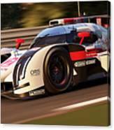 Audi R18 E-tron, Le Mans - 30 Canvas Print