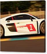 Audi R8 Lms - 04 Canvas Print