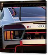 Audi R8 Lms - 06 Canvas Print