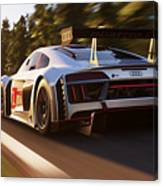 Audi R8 Lms - 14 Canvas Print