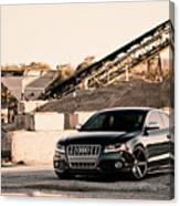 Audi S5 Canvas Print