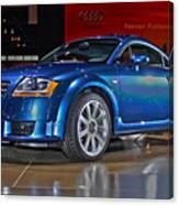 Audi Tt Canvas Print