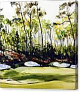 Augusta 2 Canvas Print