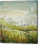 AUM Canvas Print