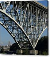 Aurora Bridge - Seattle Canvas Print