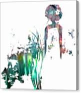 Aurora Mist Canvas Print