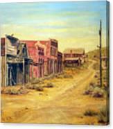 Aurora Nevada Canvas Print