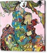 Aurora Of The Borealis  Canvas Print