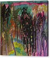 Aurora's Magic Canvas Print