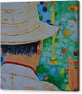Aurturo Fuente  Canvas Print