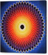 Aussie Sun Canvas Print