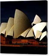 Australia 101 Canvas Print