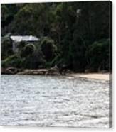 Australia - Hideout On Palm Beach Canvas Print