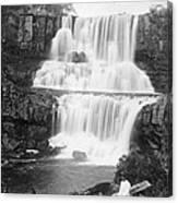 Australia: Waterfall Canvas Print