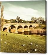 Australian Bridges Canvas Print