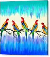 Australian Joy Canvas Print