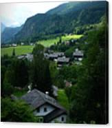 Austrian Landscape Canvas Print