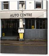 Auto Centre Canvas Print