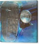 Auto Series 3 Canvas Print