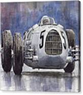 Auto-union Type C 1936 Canvas Print