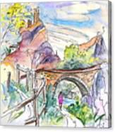 Autol In La Rioja Spain 02 Canvas Print