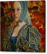 Automne Tapisserie Canvas Print