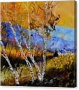 Autumn 61301 Canvas Print