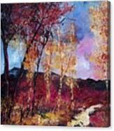 Autumn 760808 Canvas Print