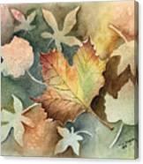 Autumn Again Canvas Print