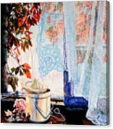 Autumn Aromas Canvas Print
