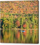 Autumn At North Lake Canvas Print