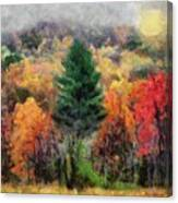 Autumn Carnival Canvas Print