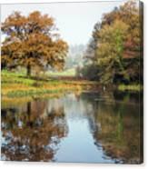 Autumn Colours - Somerset Canvas Print