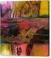 Autumn Dream Canvas Print