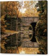 Autumn Echo Canvas Print